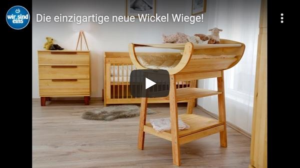 Wickelwiege - Link zum Produktvideo